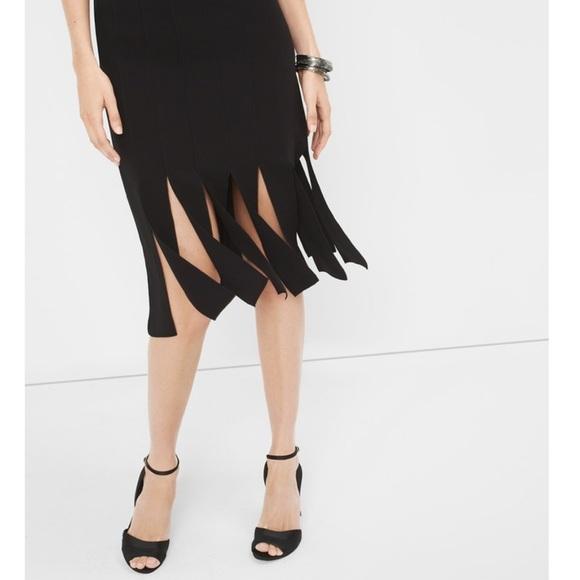 White House Black Market Dresses & Skirts - White House Black Market Carwash Pencil Skirt
